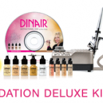Dinair Foundation Deluxe Kit
